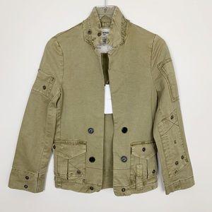Zadig & Voltaire | Vladimir Grunge Blazer Jacket
